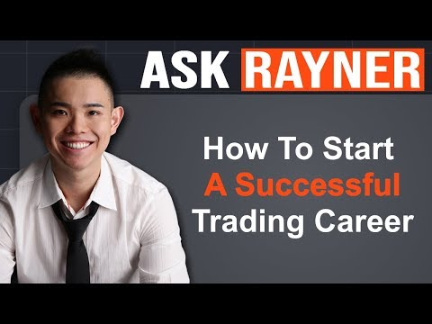 How To Get A Trading Job And Start A Successful Trading Career
