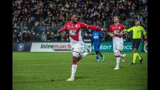 VIDEO: St-Pryvé 1-3 AS Monaco : les buts Rouge & Blanc (Balde x2, Ben Yedder)