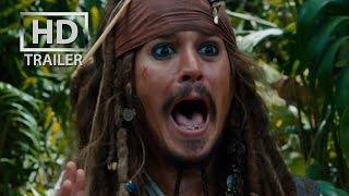 Fluch der Karibik 4 : Fremde Gezeiten | [HD] OFFIZIELLER Trailer #1 D (2011) 3D Johnny Depp