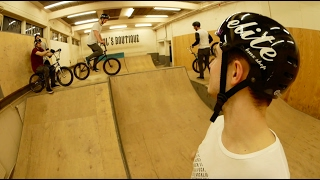 EINDHOVEN GAME OF BIKE !!! (040 Minipark)