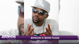NEWS: Bongani Fassie Fires Shots At SA Hip-Hop Artists