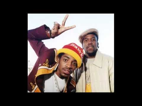 Outkast - Two Dopeboyz In A Cadillac