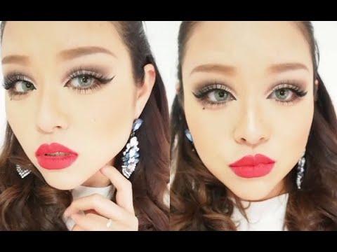 毎日メイク Everyday makeup(ハーフメイク)