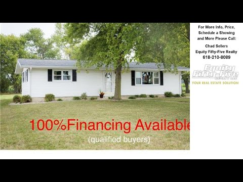 16207 Old Rt 50, Carlyle, IL Presented by Chad Sellers.