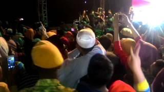 Fiesta Bagan Datoh - CountDown 2016 Di Padang Smk Hutan Melintang.