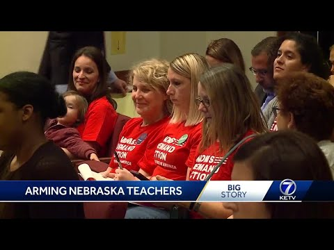 Arming Nebraska teachers