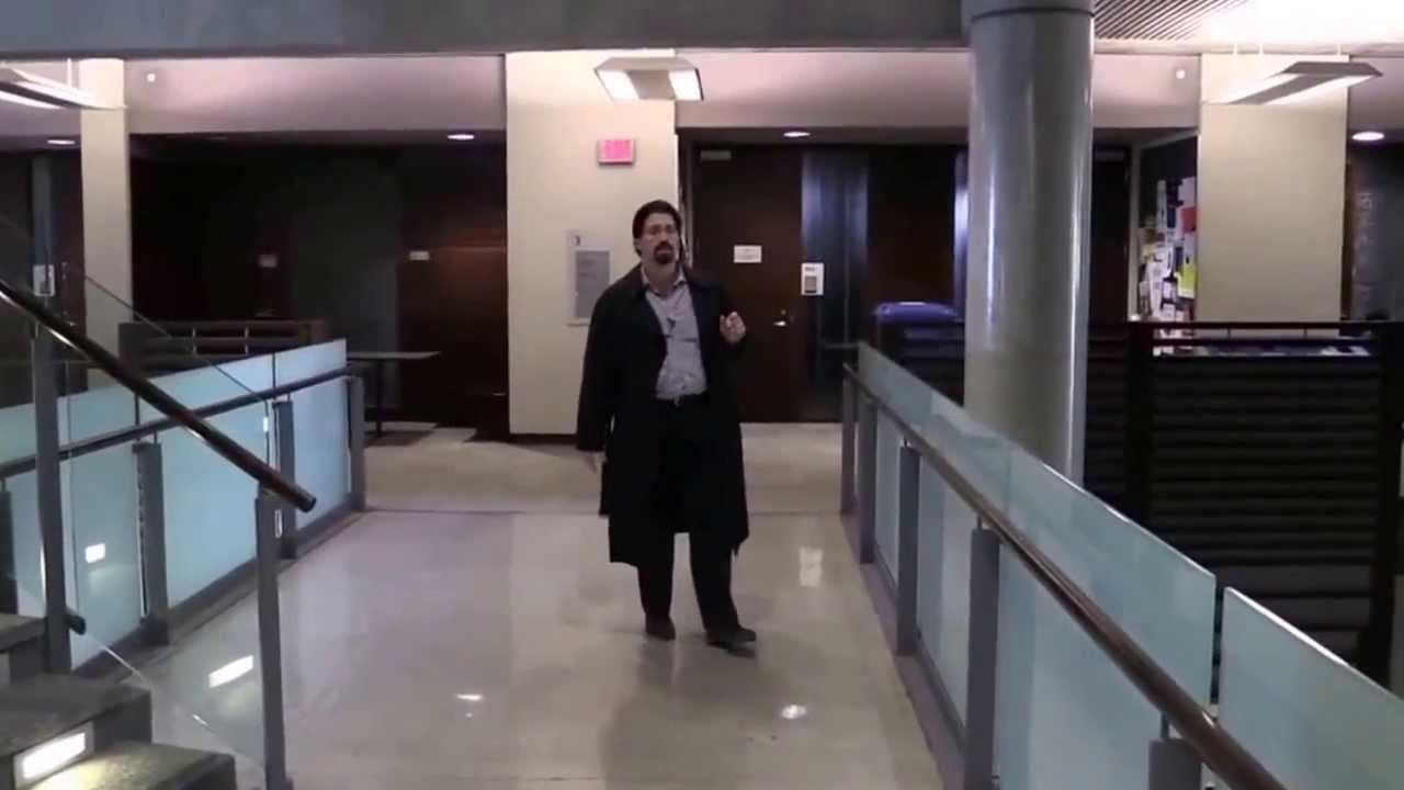 APS162 Tangent: Form versus Function: A Tour of the Bahen Centre - University of Toronto Professor Shai Cohen roasting the Bahen Center