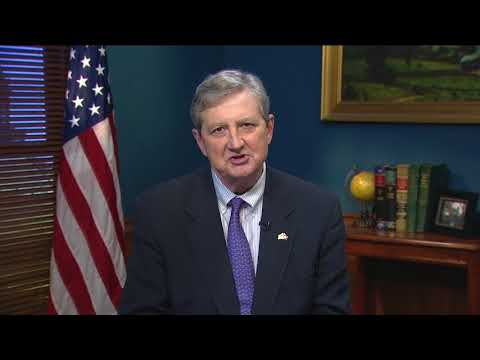 Sen. John Kennedy-Visa Lottery Repeal Act