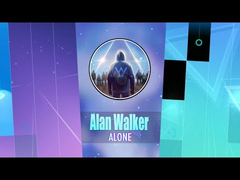 Alan Walker - Alone (FULL VERSION) - Piano Tiles 2