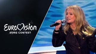 Nicole - Ein Bisschen Frieden (LIVE) Eurovision Song Contest