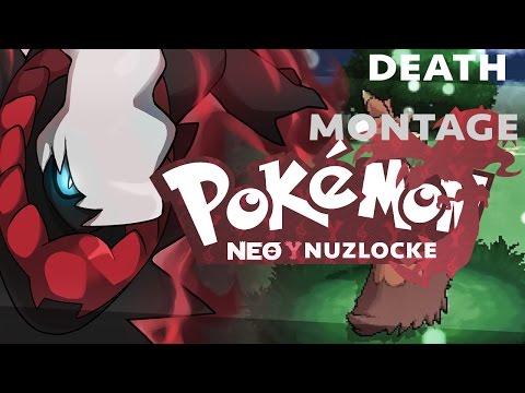 Pokémon Neo X & Neo Y Nuzlocke DEATH MONTAGE