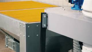 Стол для шлифовальных работ TALWIND S1000: видео