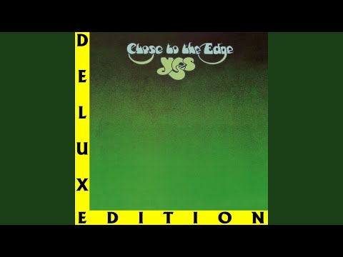 Close To The Edge (I. The Solid Time Of Change, II. Total Mass Retain, III. I Get Up I Get...