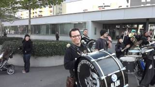 5. Luzern Marathon 2011 - Brass Band