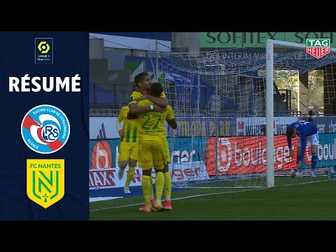 Strasbourg Nantes Goals And Highlights