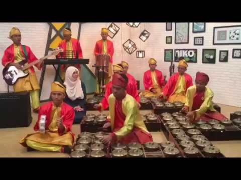Despacito Gamelan/Caklempong Malaysia (Brass Music Instrument)