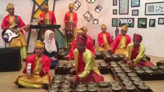 Despacito Gamelan/Caklempong Malaysia (Brass Music Instrument) - Stafaband