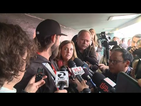 "Madison Bumgarner: ""Not The First Time I"