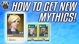 Fortnite - How To Get 2 NEW Non Lead Mythic Survivors FREE