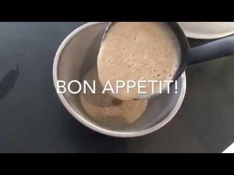 velouté-de-champignons-et-kiri-au-cookeo