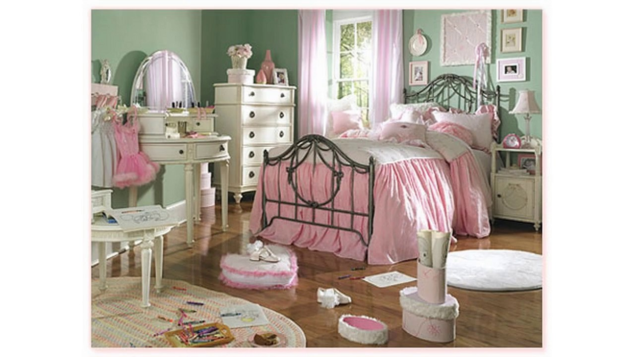 Shabby chic muebles de dormitorio youtube - Dormitorio shabby chic ...