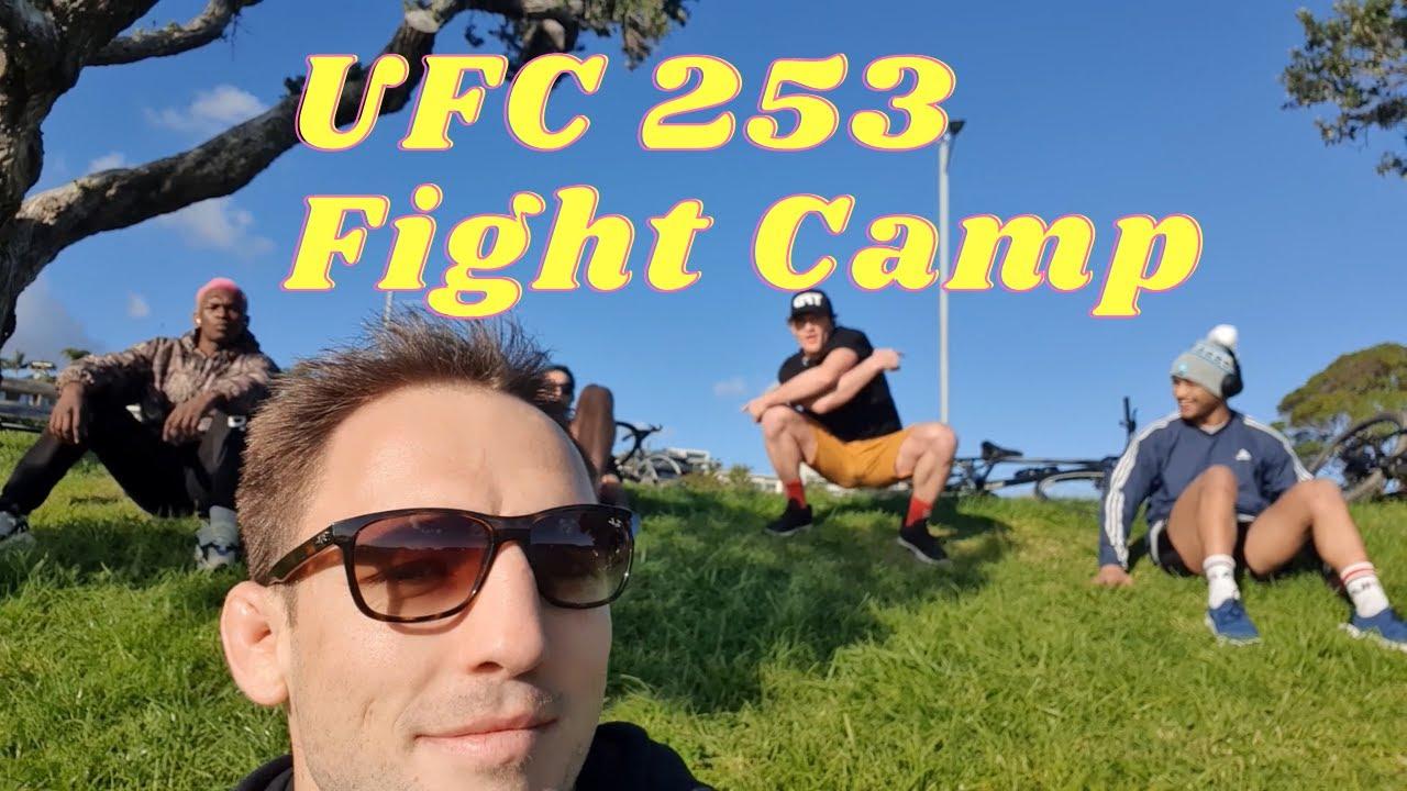 Living at CKB for UFC 253 Fight Camp w/ Israel Adesanya, Kai Kara France & Shane Young