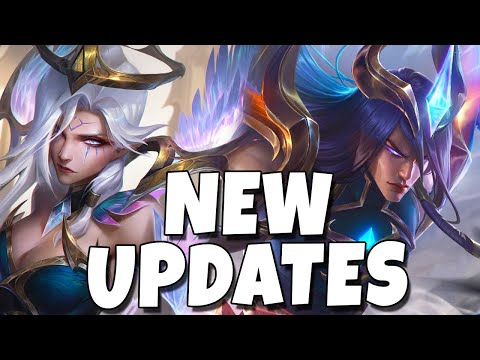 BIG NEW UPDATES COMING TO LEAGUE OF LEGENDS!