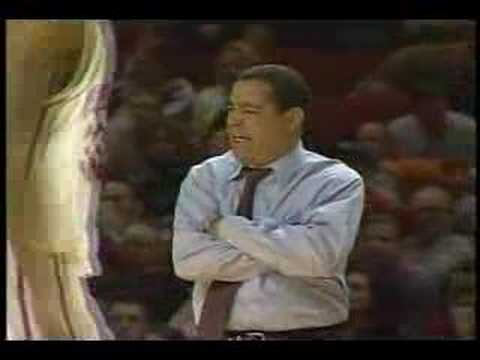 Kelvin Sampson likes to cuss