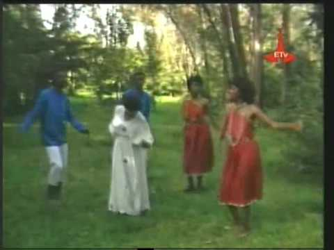Hibist Tiruneh - Jaalali Kee Old school Afan Oromo music video