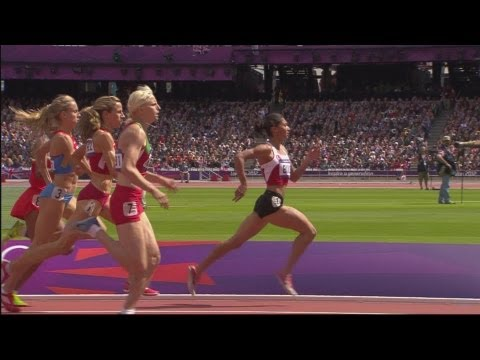Women's 1500m Heats - Full Replay - London 2012 Olympics