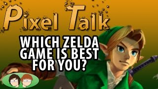 Which Zelda Should You Start With? - Pixel Talk