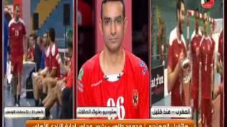 FilGoal | اخبار | محمود طاهر: قادرون على جلب أي صفقة يحتاجها الأهلي.. هدفنا مونديال الأندية