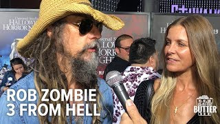 3 From Hell: Rob Zombie Says Horror Movies Were Always The Plan   Extra Butter