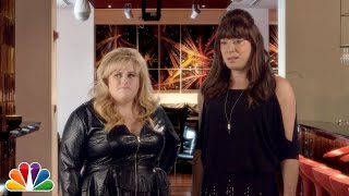 Rebel Wilson And Jimmy Fallon Sing About How Good