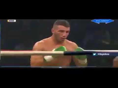 Türk boksörle dalga geçti sonu feci...