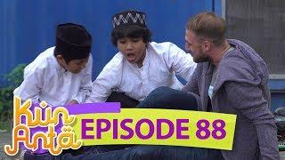 Haikal dan Dodot Kaget Si Mr Bule Bisa Bahasa Indonesia - Kun Anta Eps 88
