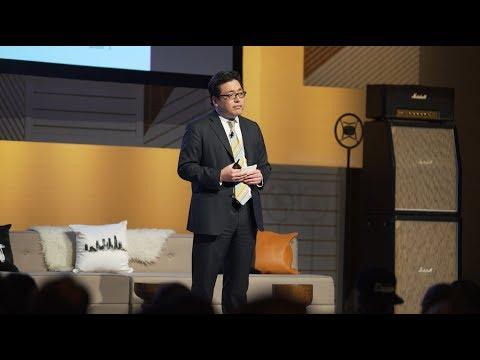 Thomas Lee Presents The Economics Of Cryptocurrencies | Upfront Summit 2018