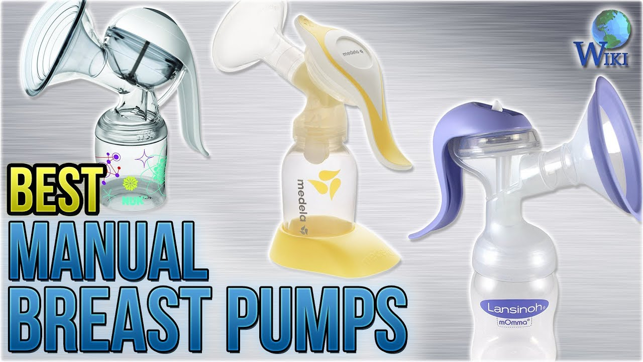 6 Best Manual Breast Pumps 2018 Youtube