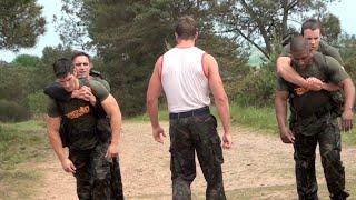 Training With The Marines