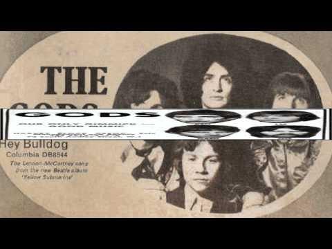 The Gods - Candles Getting Shorter (Genesis 1968) with Ken Hensley (Uriah Heep)
