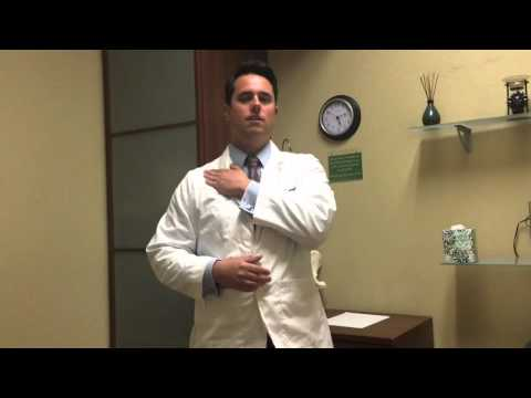 2 Minute Video of Local San Jose Chiropractor Showing Neck & Jaw Pain Stretch – Scalene Muscles