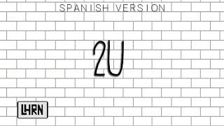 2U - David Guetta ft. Justin Bieber (Spanish Version) LosHnosRN [C]