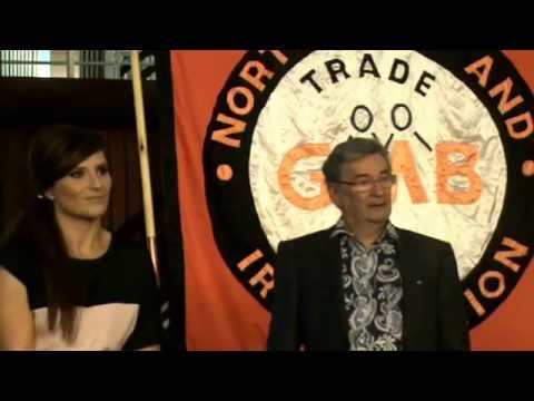 Clare's Law – Domestic Violence Disclosure Scheme: Michael Brown and Michelle Livesey At GMB North W
