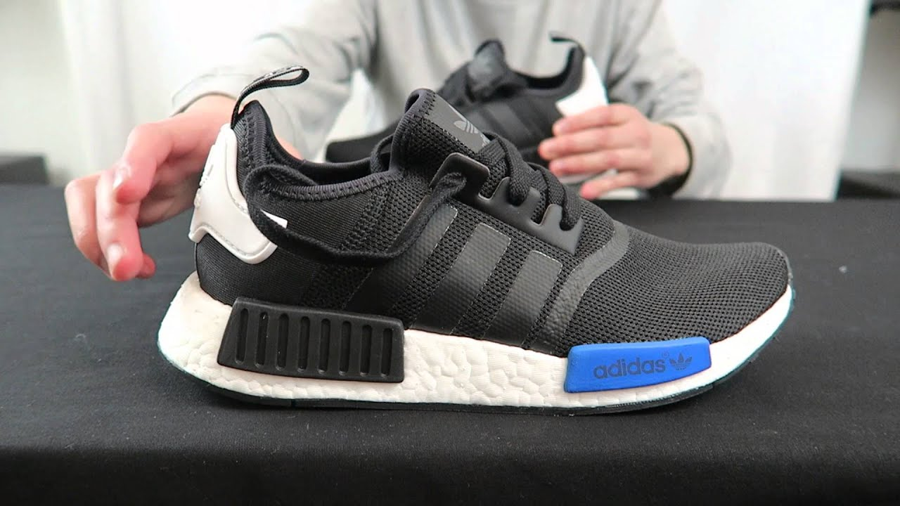 a4f4b3ae63ebe Adidas NMD Runner  Unboxing