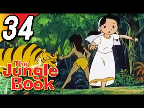 MOWGLI GOES TO THE VILLAGE | JUNGLE BOOK | Full Episode 34 | English