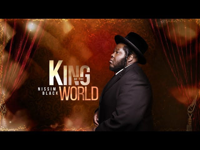 Nissim Black - King of The World (Official Lyric Video)