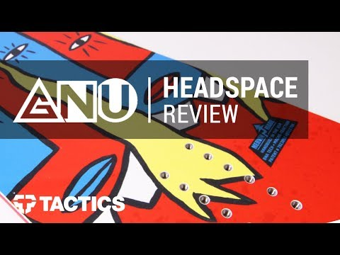 Gnu Forest Bailey Head Space 2018 Snowboard Review - Tactics.com