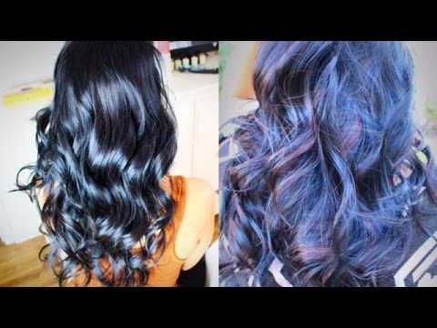 How To Balayage Highlights On Dark Hair Vlog Style