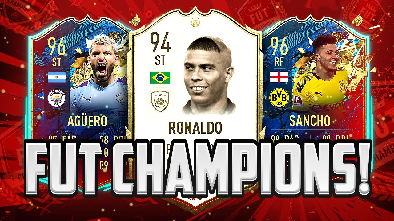 FUT CHAMPS 3 AT THE BACK OH THIS IS GUNNA BE FUN!! #THERAGEISON #FUTCHAMPS