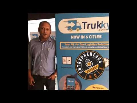 Interview with Subhasish Das, Co founder at Trukky audio
